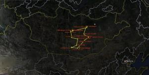 1.Conoscere la mongolia