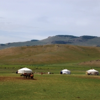 HF centro Mongolia paesaggio_gher