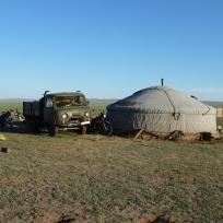 centro Mongolia paesaggio_gher
