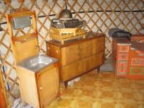 centro Mongolia gher_interno