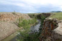 Chuluut river