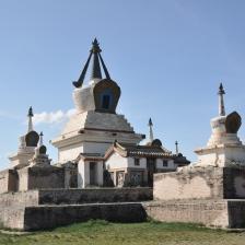 212 1305 HF Erdene zuu_stupa