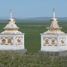 212 1342 HF Arvakheer_ monumento cavalli nadaam_stupe
