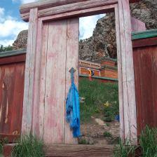 212 1397 HF Tuvkhun Il tempio