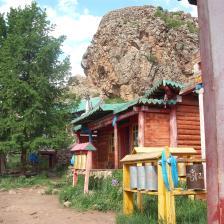 212 1398 HF Tuvkhun Il tempio