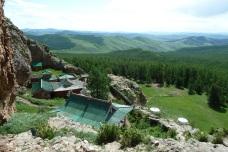 212 1403 HF Tuvkhun Il tempio_vista dall'alto