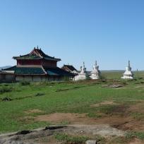 212 1420 HF Shank stupa