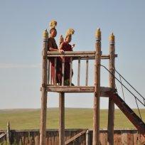 212 1422 HF Shank richiamo dei monaci