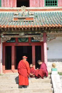 212 1427 HF Shank ingresso dei monaci