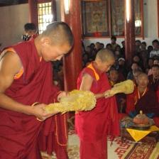 Shank interno cerimonia
